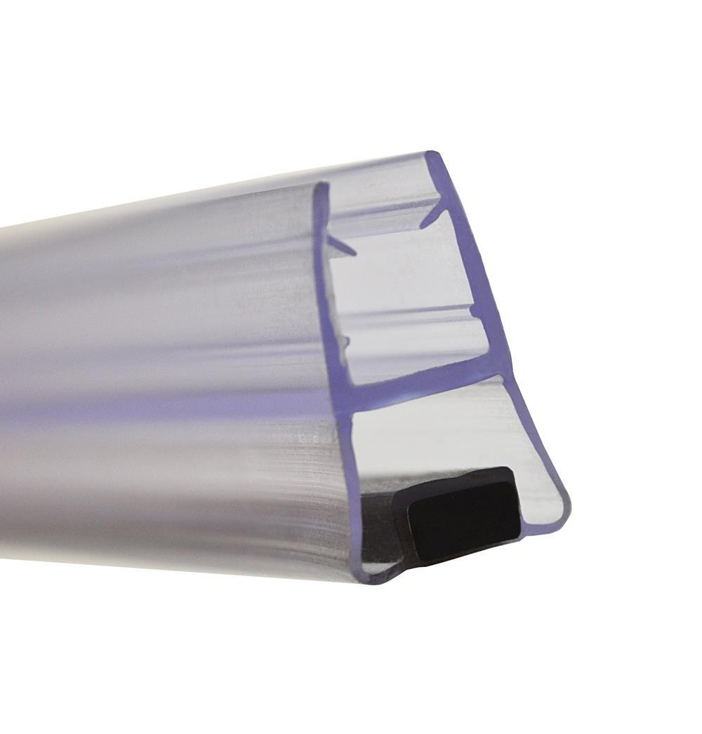 Sliding Shower Door Magnetic Seal: 1832mm Straight Seal Roman Ltd