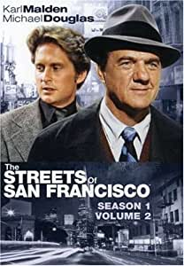 The Streets of San Francisco - Season 1, Vol. 2