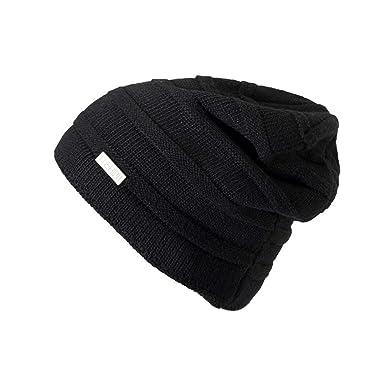 b7c0cb171fe88 JUTOO Mens hat Shop Mens Outdoor Hats Mens White hat Men Women Warm Crochet  Winter Plus Velvet Ear Protector Slouchy Hat  Amazon.co.uk  Clothing