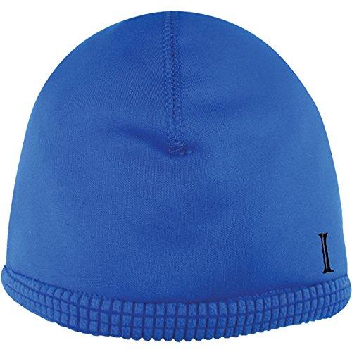 Cap Reversible Ash Jacob (Igloos Boys Reversible Grid Fleece Beanie, Royal Blue, Small/Medium)