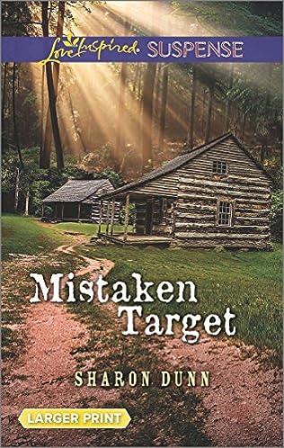 book cover of Mistaken Target