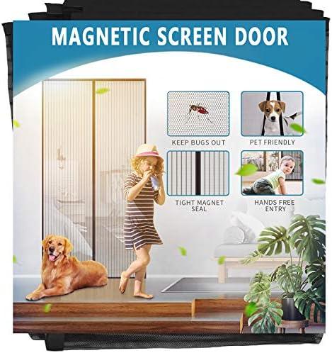 Aoocan Magnetic Screen Door Closure product image
