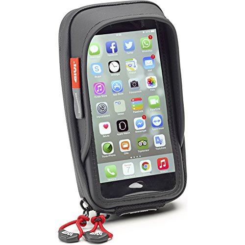 Givi S957B impermeabile Smart Phone supporto per manubrio moto iPhone/Galaxy