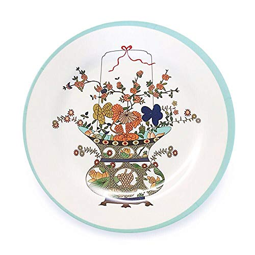 Bowla Melamine Salad Plates Set - Set of 6,9