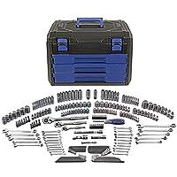 Deals on Kobalt 227-Piece Standard/Metric Mechanics Tool Set with Case