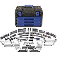 Kobalt 227-Piece Standard and Metric Mechanic's Tool Set