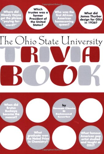 Ohio State Trivia Book (Best Football Quiz Questions And Answers)