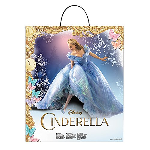 Disguise Cinderella Movie Essential Treat Bag Costume