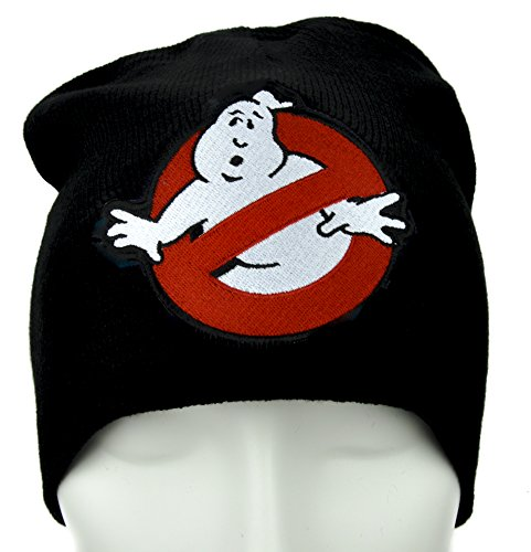 Ghostbusters Beanie Who You Gonna Call Alternative Clothing Knit Cap (Ghostbuster Accessories)