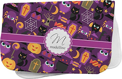 Halloween Burp Cloth (Personalized)
