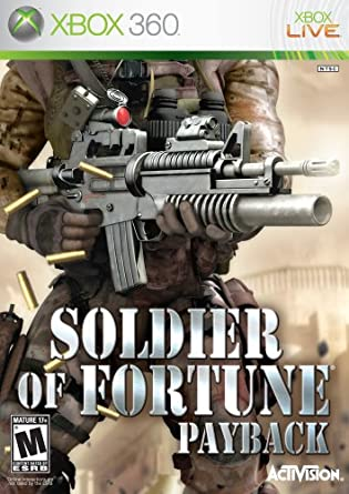 Soldier of fortune payback amazon video games soldier of fortune payback fandeluxe PDF