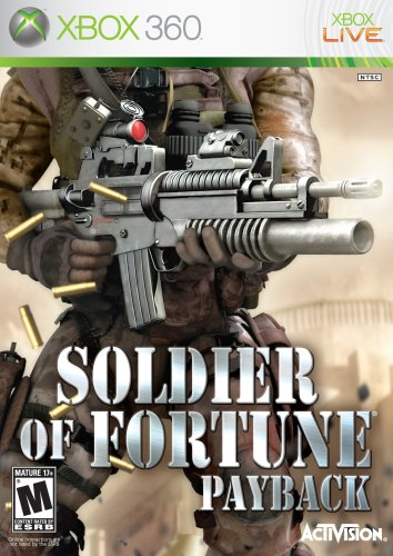 Soldier Of Fortune: Payback (Toy Soldiers Xbox)