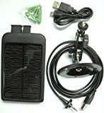 ScoutGuard 6V Solar Charger for Outdoor Game Camera or Other Electronics