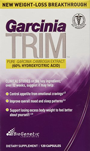 Bio Genetic Labs Garcina Trim 750 mg Garcinia Cambogia