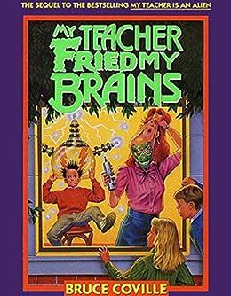 Teacher Fried Brains Alien Book ebook product image
