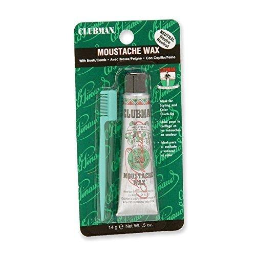 PINAUDS Moustache Wax WH/NEUT