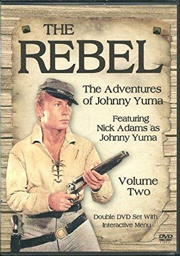The Rebel The Adventures of Johnny Yuma Vol. 2 New DVD
