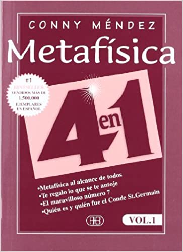 Metafisica 4 En 1 Vol I Mendez Conny 9788489894075 Books