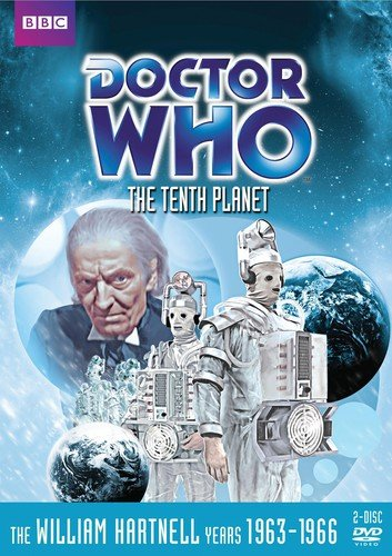 DVD : Doctor Who: The Tenth Planet (Eco Amaray Case, 3 Pack, 3 Disc)