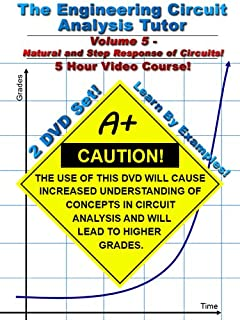 Engineering Circuit Analysis Tutor Volume 5 Hour Course