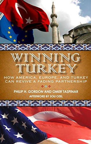 Winning Turkey: How America, Europe, And Turkey Can Revive A Fading Partnership (Brookings Publications (All Titles))