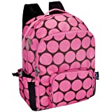 Wildkin Big Dots Macropak Backpack, Big Dot – Pink