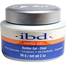 IBD UV Clear Builder Gel - 2oz / 56g