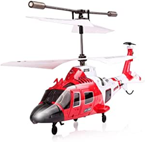 Toy Model Attack Marines RC Helicopter With LED Light 3.5CH Helicopter Remote Control RC Drone Shatterproof Toys For Children Toy Gift,the Best Gift For Child