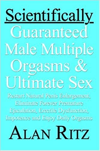 Male multiple orgasms partial ejaculation