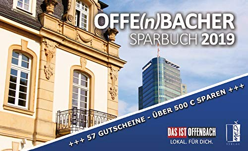 Price comparison product image Offe(n)bacher Sparbuch: Sparbuch 2019