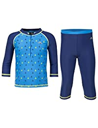 Trespass Childrens Boys Ashore Two Piece Swim Set