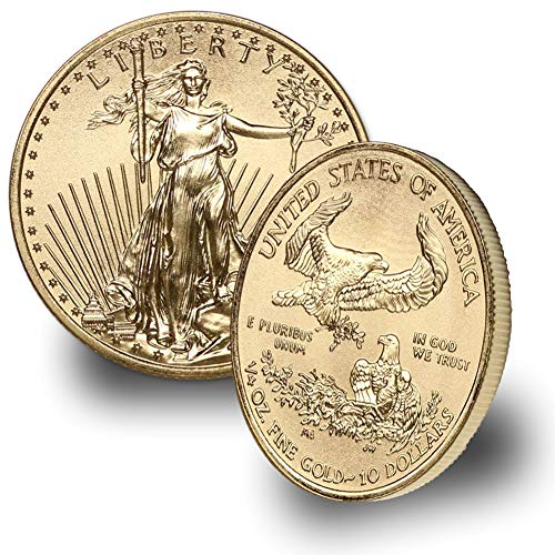 1986 - Present 1/4oz American Gold Eagle (Random Year) $10 Brilliant Uncirculated ()
