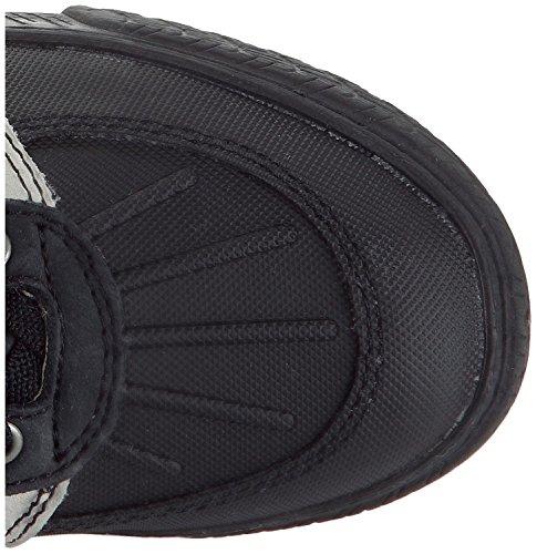 PLDM by Palladium Bivouac Dia, Baskets mode garon - Noir (Black), 25 EU