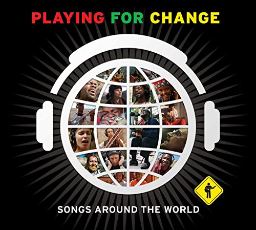 CD : Playing for Change - Songs Around The World... [CD/ DVD Combo] [Digipak] (With DVD, Digipack Packaging, 2 Disc)