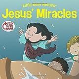 Jesus' Miracles/Martha Flip-Over Book (Little Bible Heroes™)