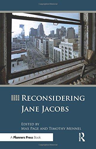 Reconsidering Jane Jacobs