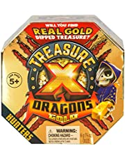 Treasure X 41507 Dragons Gold-Hunters Single Pack, Styles May Vary