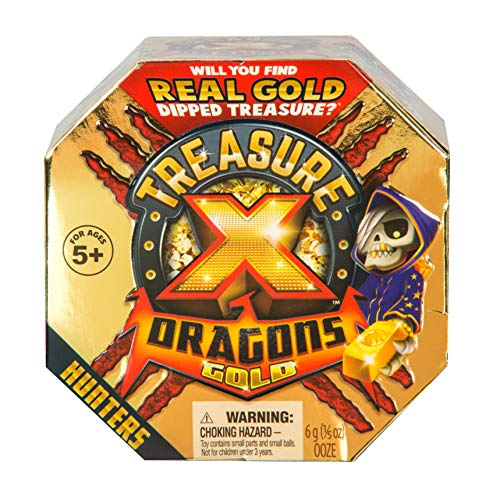 Treasure X Quest For Dragons Gold - Treasure Hunter