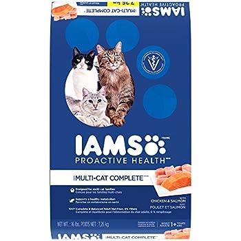 Dry Cat Food Formulas