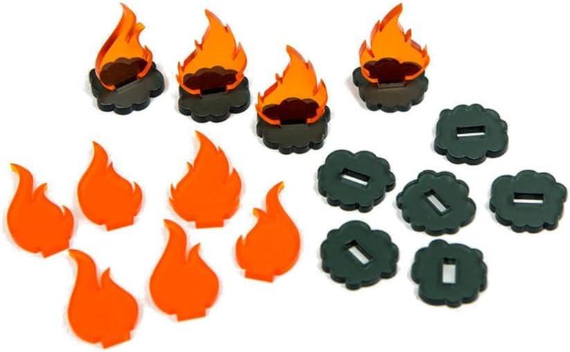 The Broken Token Smoke and Fire Tokens