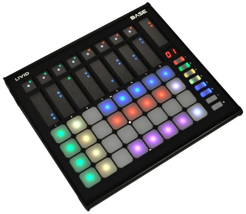 Livid Instruments LVBASE01 Base Midi Controller by Livid Instruments