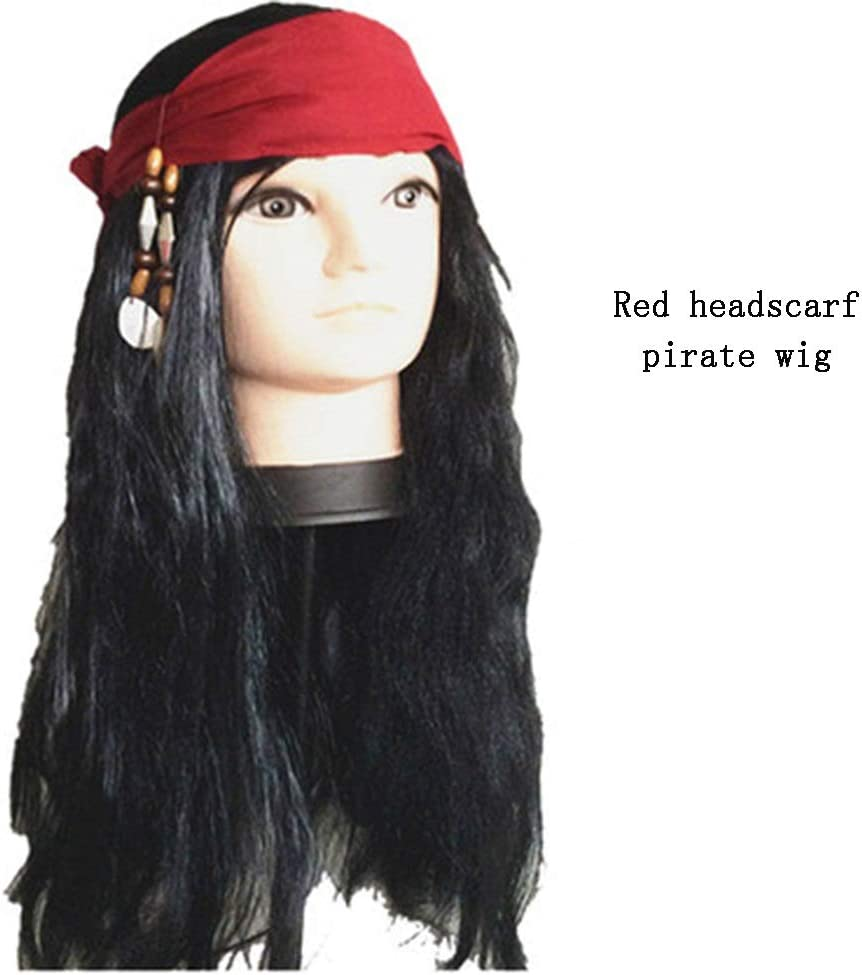Z&L Piratas del Caribe La Tapa Gafas De Cosplay Halloween/Máscara ...