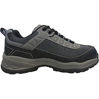 brahma seth s work steel toe shoes grey