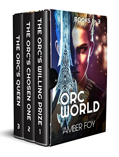 Orc World: Books 1, 2 and 3