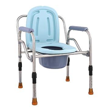 Amazon.com: NESSTIC - Silla de inodoro con funda para silla ...