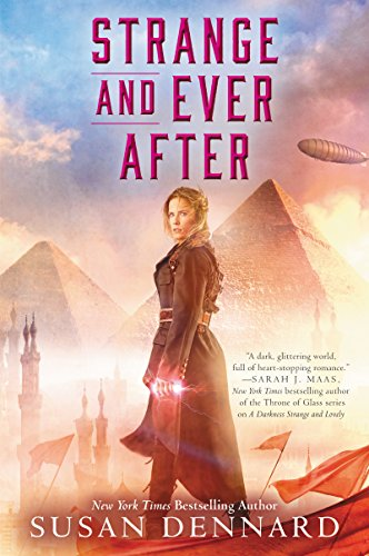 Amazon Strange And Ever After Something Strange And Deadly