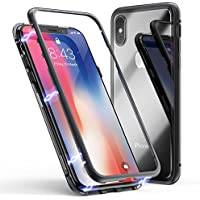 iPhone X Case, ZHIKE Magnetic Adsorption Case Ultra Slim...