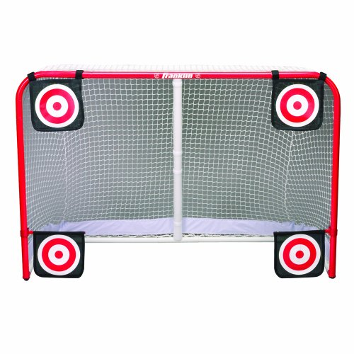 Franklin Sports NHL HX Pro Goal Corner Shooting Targets Hockey Target