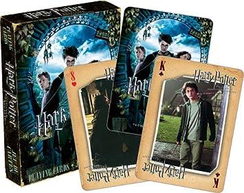 Harry Potter & The Prisoner of Azkaban Playing Cards: Amazon ...