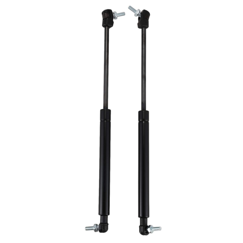 SODIAL 4X4 Accessories Front Hood Bonnet Gas Shock Damper Struts Fit for Navara D23 Np300 2015+